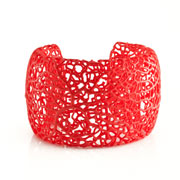 RHIZOME CUFF (red)